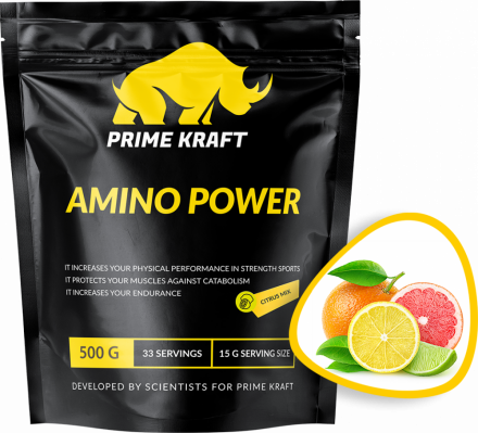 Amino Power Prime Kraft (500 г)