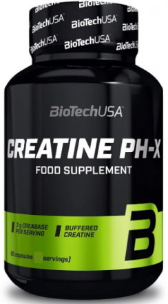 BioTech USA Creatine PH-X (210 кап)
