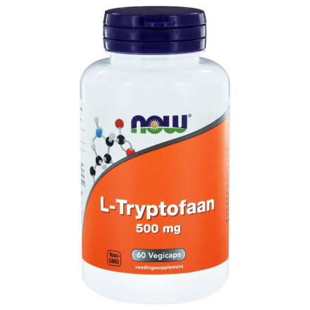 NOW L-Tryptophan 500mg (60 кап)