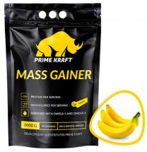 Mass Gainer Prime Kraft (3000 г)
