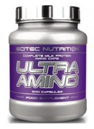 Scitec Nutrition Isolate Amino (500 капс)