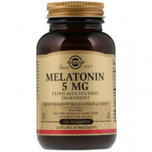 Solgar Melatonin 5 mg (120 таб)