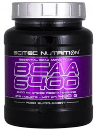 Scitec Nutrition BCAA 6400 (375 таб)