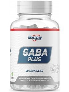 Geneticlab GABA Plus (90 капс)
