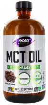 NOW MCT Oil Flavored (473 мл)