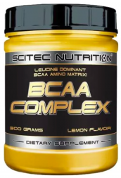 Scitec Nutrition BCAA Complex (300 г)