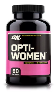 Optimum Nutrition Opti Women (60 капс)