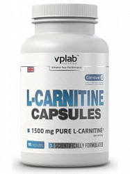 Vp Lab L-carnitine (90 кап)