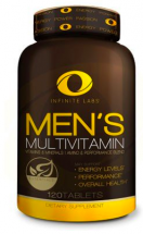 Infinite Labs Mens Multivitamin (120 табл)  срок 07.2020
