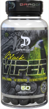 Dragon Pharma Labs Black Viper (60 капсул)