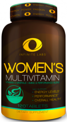 Infinite Labs Women's Multivitamin (120 таб)