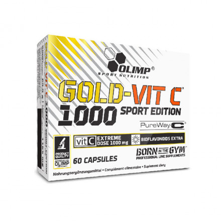 GOLD-VIT C 1000 mg Olimp (60 капс)