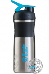 Шейкер Blender Bottle SportMixer Stainless (828 мл)