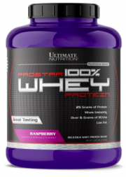 Ultimate Nutrition Prostar 100% Whey Protein (2270 г)
