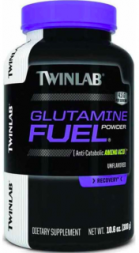 Twinlab Glutamine Fuel Powder (300 гр)
