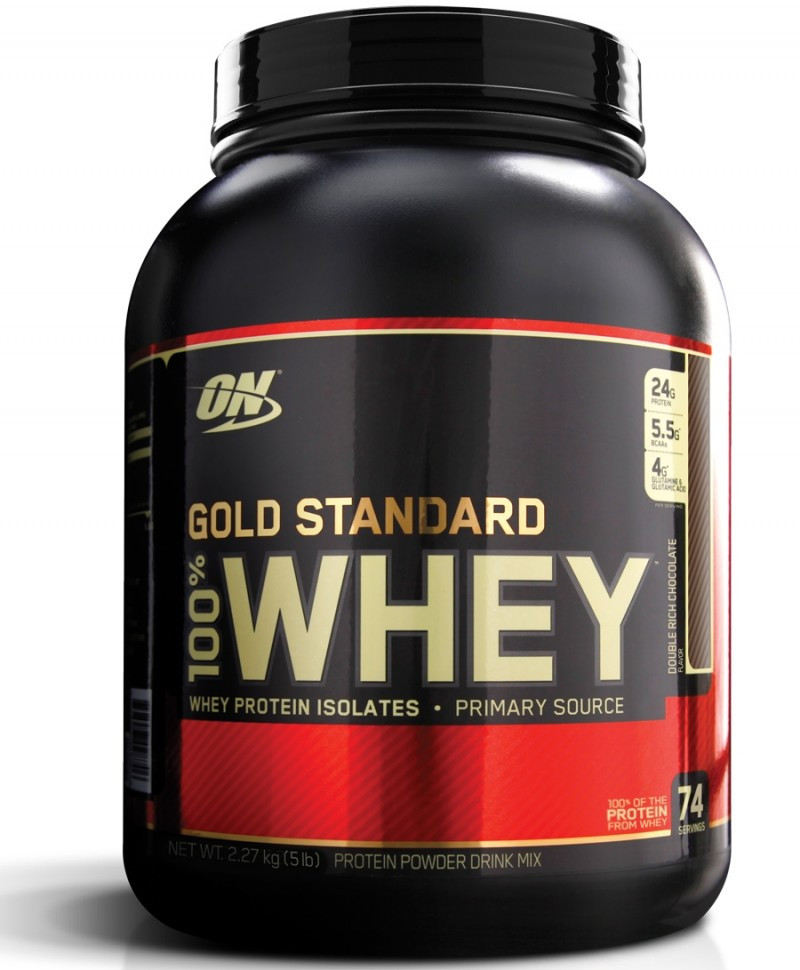 Optimum Nutrition 100% Whey Gold Standard (2270 г)