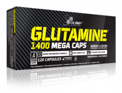 Olimp Glutamine Mega caps (120 капс)
