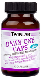 Twinlab Daily One Caps (60 капс)