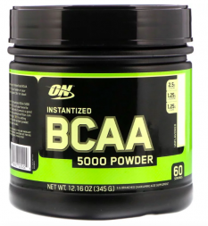 Optimum Nutrition BCAA 5000 Powder (336 г)