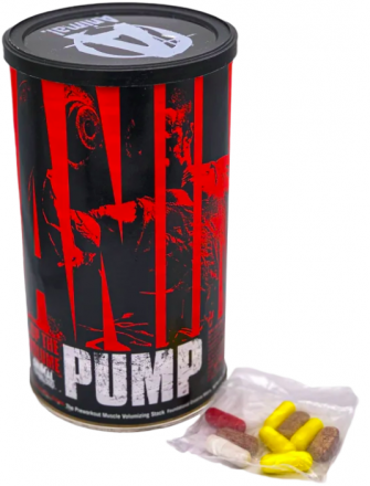 Universal Nutrition Animal Pump (1 пак)