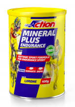 Изотоник Mineral Plus Isotonic Pro Action (450 г)