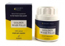 Капсулы для набора веса Golden Mass Pills (30 кап)