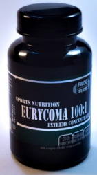 Frog Tech EURYCOMA 100:1 500 mg (30 капс)