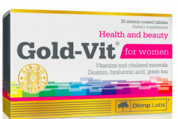 GOLD-VIT FOR WOMEN Olimp (30 табл)