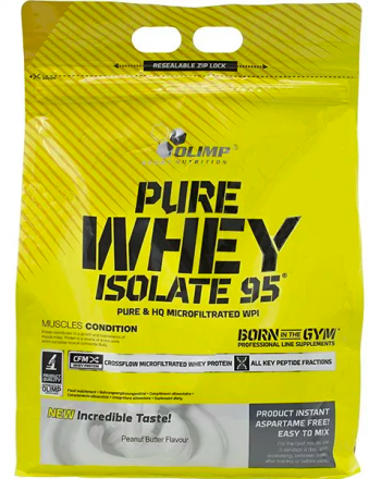Olimp Pure Whey Isolate 95 (1800 г)