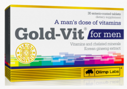 GOLD-VIT FOR MEN Olimp (30 табл)