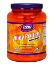 NOW Whey Protein (908 гр)