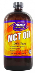 NOW MCT Oil (946 мл)