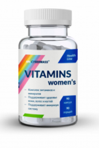 VITAMINS WOMEN'S Cybermass (90 капс)