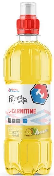 Fitness Formula L-Carnitine Fitness Water (510 мл)