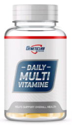 Geneticlab DAILY MULTIVITAMINE (60 таб)