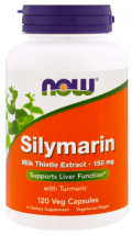 Now Silymarin 150 мг (120 капс)