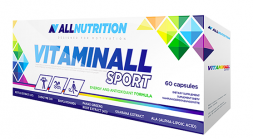 All Nutrition Vitaminall SPORT (60 кап)