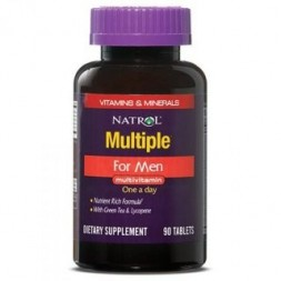 Natrol Multiple For Men (90 табл)