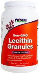 Now Lecithin Granules (454 г)