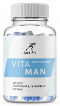 Just Fit Vita Men (90 таб)