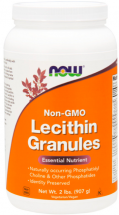 Now Lecithin Granules (907 г)