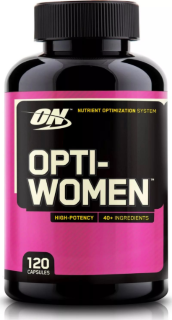 Optimum Nutrition Opti Women (120 капс)