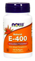 NOW E-400 Mixed Tocopherols (100 капс)